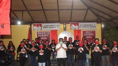 7 Alasan Maurits Mantiri - Hengky Honandar Menang di Pilwako Bitung 2020