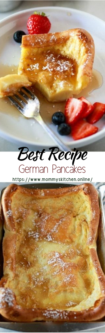 German Pancakes #healthyfood #dietketo #breakfast #food