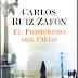 El Prisionero del Cielo es la tercera entrega de la serie El Cementerio de los Libros Olvidados de Carlos Ruiz Zafón.
