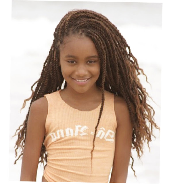 Picture of African American Kids Hairstyles For 2015