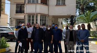 كورونا تهدد حياة 45 ليبي عالقين في الجزائر