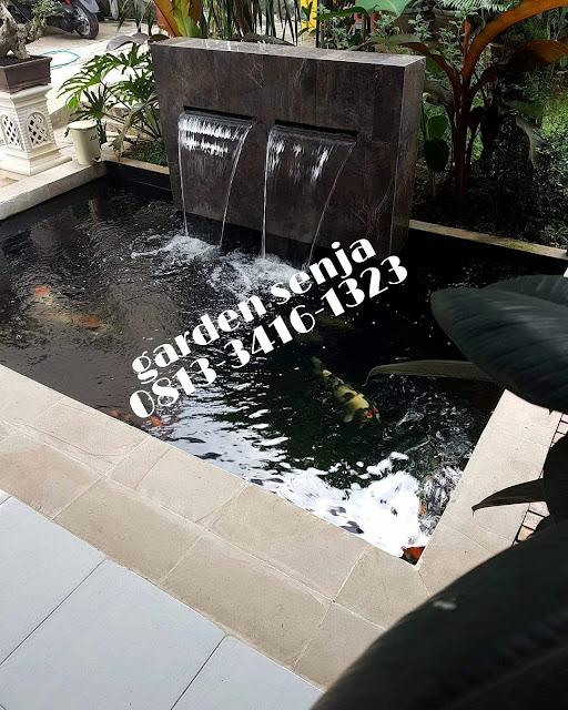 Tukang kolam minimalis rembang