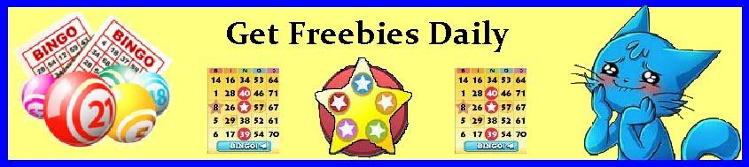 Bingo Blitz Free Gifts