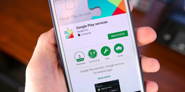 تحميل تطبيق خدمات جوجل بلاي Google Play services اخر اصدار