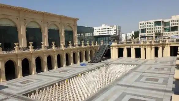 جدة بارك أضخم وأفخم المولات التجارية في السعودية 2021