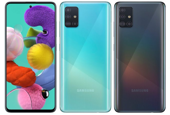 Samsung Galaxy A51 Launch In India : Check Specifications, Prics , Features, Availability And Colors