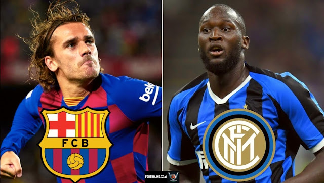 barca vs inter 2019