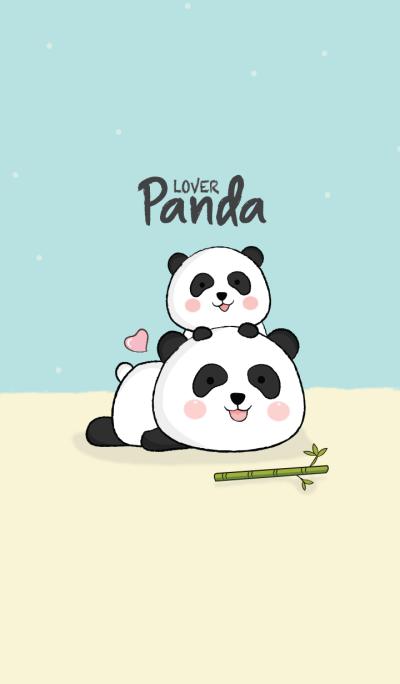 My Panda lover.