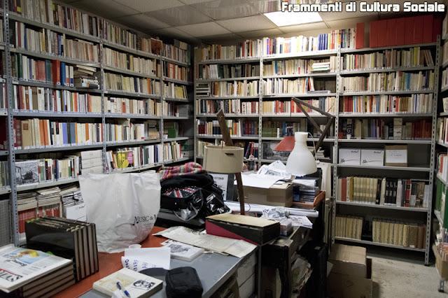 Biblioteca anarchica