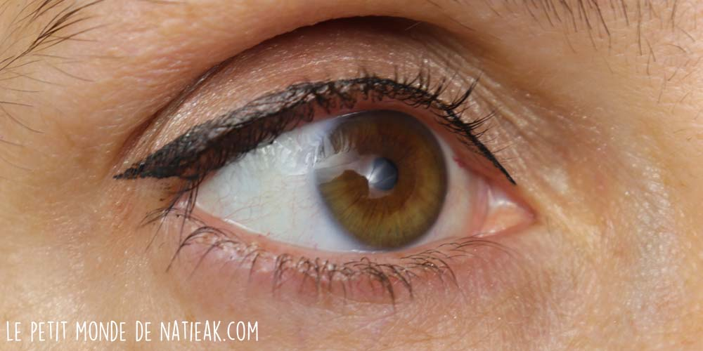 maquillage bio Oolution eye liner