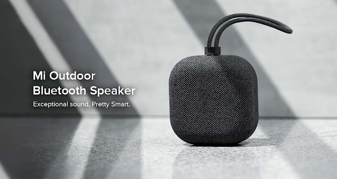 Mi Outdoor Bluetooth Speaker Sale on July 6; Price INR 1399