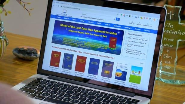 全能神教會, 全能神教會網站