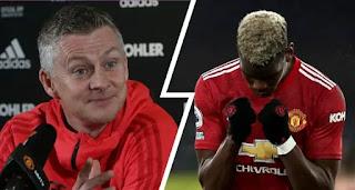 Manchester United boss praises Pogba as Paul scored another game-winning goal