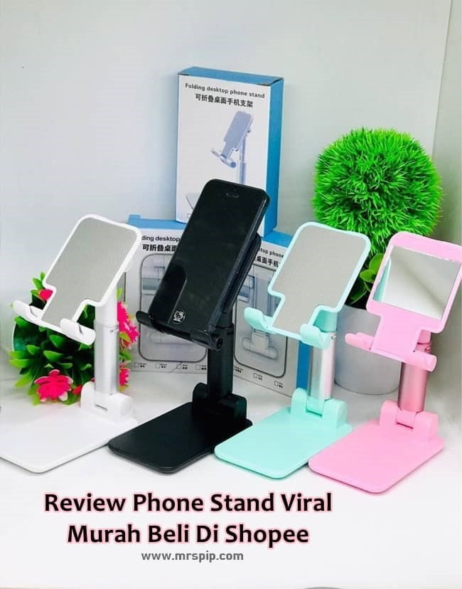 Phone Stand Viral Murah Beli Di Shopee