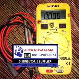 Jual Digital Tester Hioki 3255-50 di Makasar