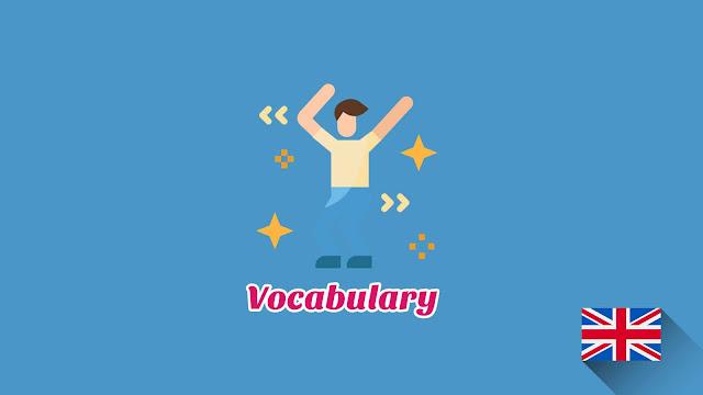 Kosakata Bahasa Inggris Gaul Disertai Audio, Pronunciation dan Example