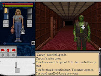 Videojuego The Legacy -Realm of Terror
