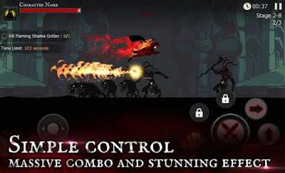 Shadow of Death: Dark Knight Mod Apk