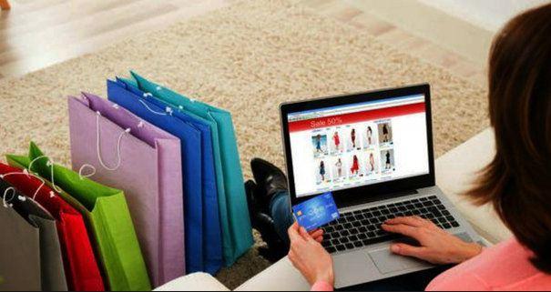 Wanita Suka Belanja Online ternyata Mengalami Gangguan Mental