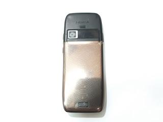 Hape Jadul Nokia E51 Seken Mulus Langka Kolektor Item