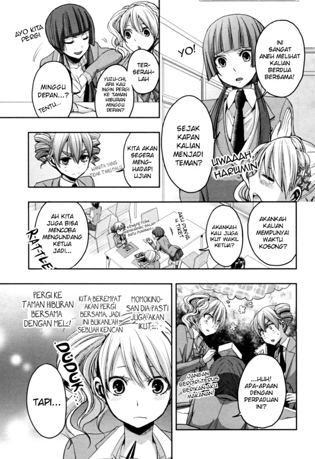 Komik Citrus Chapter 6 Bahasa Indonesia