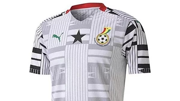 Wow! The New Black Stars Jersey Have Been Release By The GFA.
