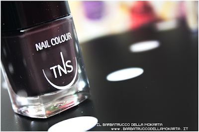 review nails brown polish sweet temptation collection, polish, lipstick, rossetti , smalti unghie by tns cosmetics