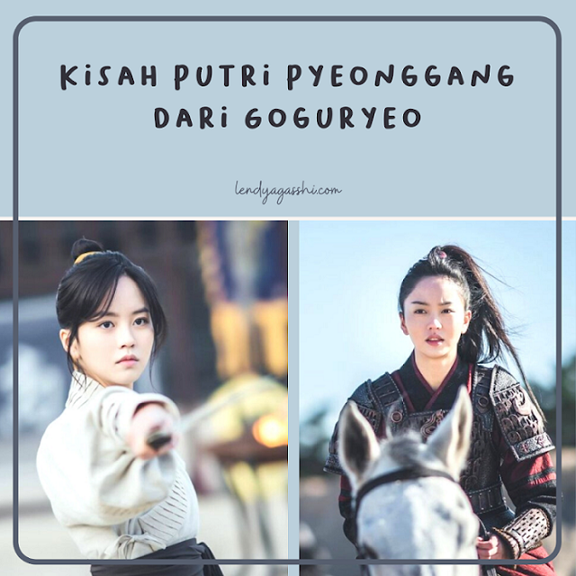 Siapakah Putri Pyeonggang? - Kim So Hyun drama Korea River Where the Moon Rises