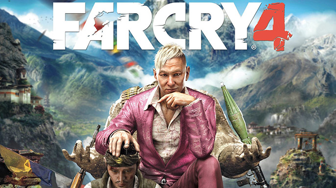 Comprar Far Cry 4 Black Friday
