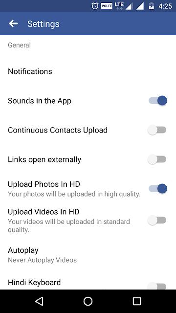 Video Auto-Play facebook