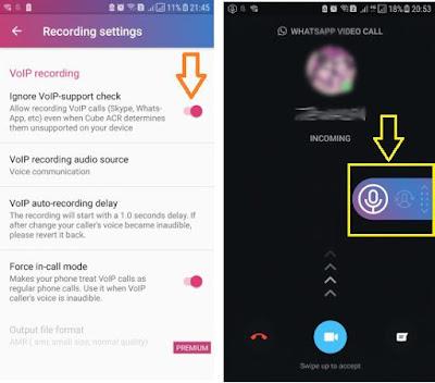 تطبيق Cube Call Recorder ACR للأندرويد, تطبيق Cube Call Recorder ACR مدفوع للأندرويد