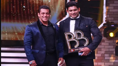 salman khan and sidharth shukla on bigg boss 13 finale