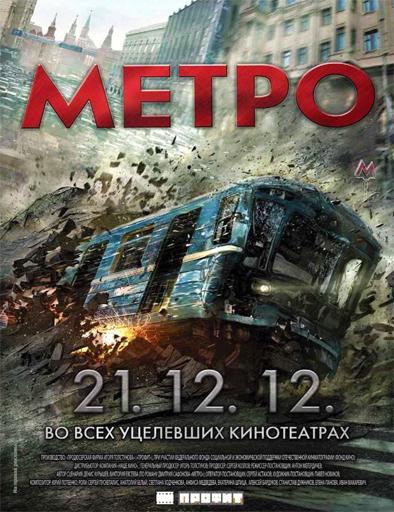 Ver Pánico en el metro (Metpo) (2013) Online