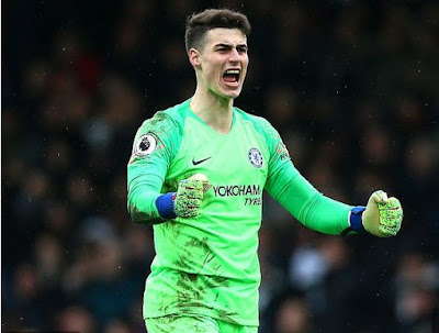 'I Am Confident To Turn The Situation Around' - Chelsea Keeper Kepa Arrizabalaga