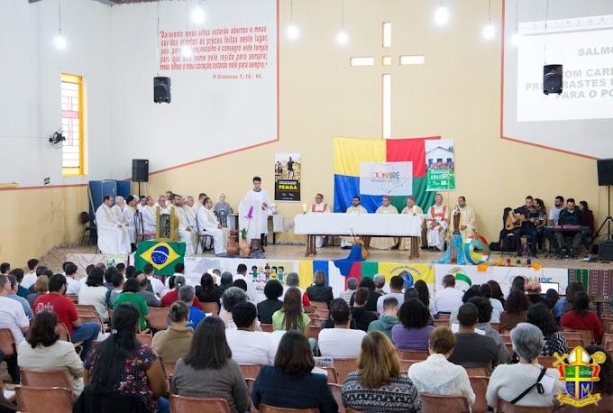 Encontro Estadual Missionário foi realizado na Diocese de Itapetininga