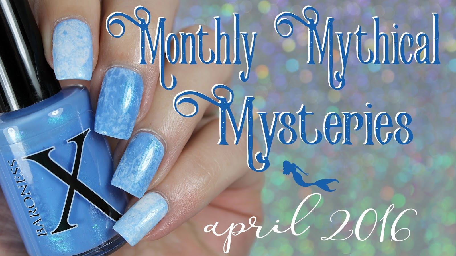 Bedlam Beauty: Baroness X Monthly Mythical Mysteries • April 2016 ...
