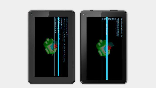 hard reset Tablet Emerson EM749