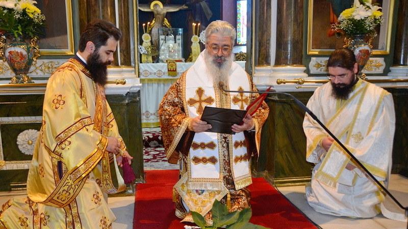 Ο εορτασμός της Πεντηκοστής στην Αλεξανδρούπολη