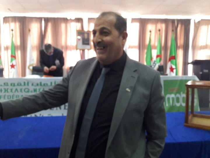 انتخاب ياسين لوعيل رئيسا لاتحادية ألعاب القوى