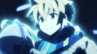Armed Blue Gunvolt [OVA]