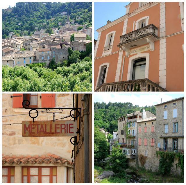 Village de Largentière, Ardèche