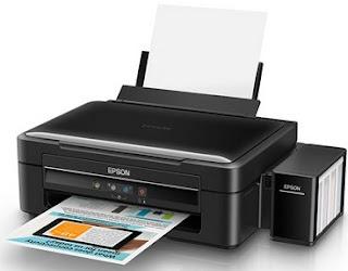 Epson L380 Printer Driver Download