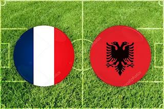 Франция – Албания смотреть онлайн бесплатно 7 сентября 2019 прямая трансляция в 21:45 МСК.