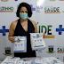 Altinho -PE: Secretaria de Saúde recebe doação de 1.000 máscaras de tecido da PROSMED