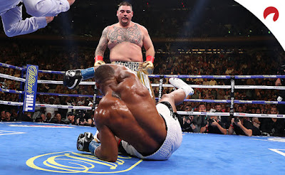 Andy Ruiz Jr. KOs Anthony Joshua