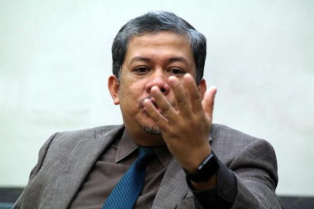 Fahri: Saya Heran Tim Jokowi Serang Isu Identitas, Jangan Main Api!