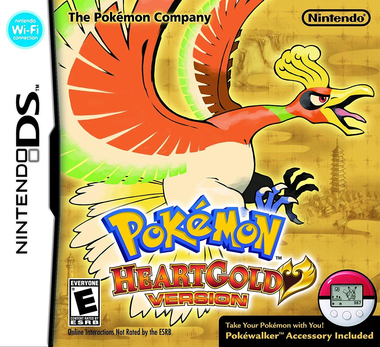 Pokémon HeartGold ROM DS