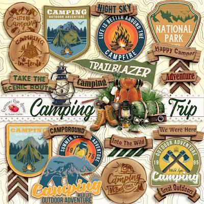 Camping Trip Woodies