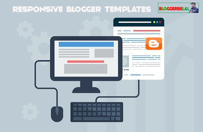 Best 5 Responsive Blogger Templates 2020 【Blogger Themes】