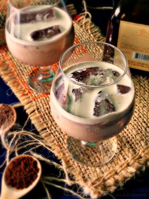 Crema de Tequila receta - lacocinadeleslie.com